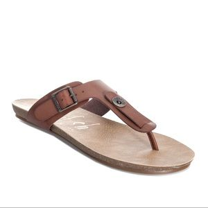 Blowfish Malibu Vegan Leather Greco Sandals